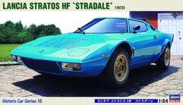 Lancia Stratos HF Stradale ( Hasegawa ) 1/24 - Cars
