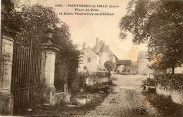 MONTMIREY LA VILLE - Autres Communes