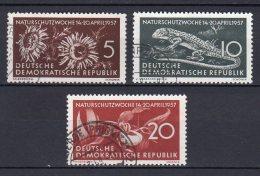 DDR    561 - 563    Gestempelt - Gebraucht