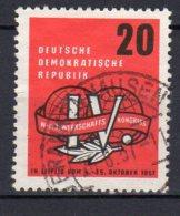 DDR    595    Gestempelt - Gebraucht