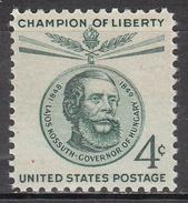UNITED STATES    SCOTT NO.1117    MNH       YEAR  1958 - Unused Stamps