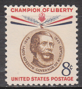 UNITED STATES    SCOTT NO.1118    MNH       YEAR  1958 - Unused Stamps