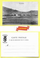 POST CARD YEMEN ADEN Vue Générale ( Messageries Maritimes) - Yémen