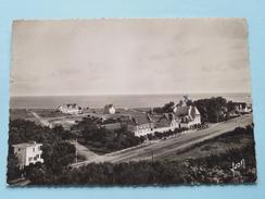SABLES D'OR Les-Pins ( Côtes-du-Nord ) Vue Générale Vers La Mer (Yvon) Anno 1952 ( Details Zie Foto's ) ! - France
