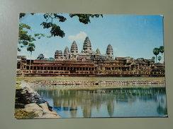 CAMBODGE SIEMREAP ANGKOR VAT CONSTRUIT SOUS SURYAVARMAN II EN 1113 - Camboya