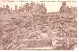 35 - Rothéneuf - Les Rochers Sculptés - - Rotheneuf