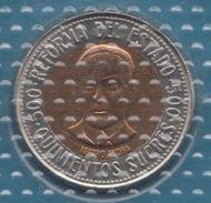 ECUADOR 500 SUCRES 1995 KM# 97 Bi-métallique State Reform Isidro Ayora - Ecuador
