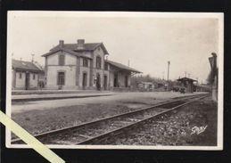 Cotes D'armor - Merdrignac - La Gare - 9 X 14 Cm - France