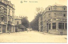 CPA / AK / PK -  ARLON   Rue De La Station  ( Café Restaurant ) - Arlon