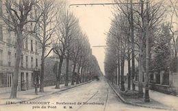 Boulogne Billancourt Rails Tramway - Boulogne Billancourt