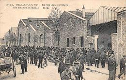 Boulogne Billancourt Usines Renault EM 3421 - Boulogne Billancourt