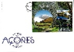 Portugal & FDCB Azores, Nature, Walking Tours 2016 (7688) - FDC