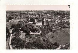 (87) ROCHECHOUART- Le Chateau -Vue Aérienne - Rochechouart