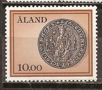 Aland 1984 Seal MNH ** - Aland