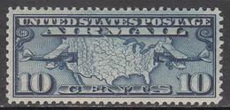 UNITED STATES    SCOTT NO C7     MINT HINGED     YEAR  1926 - Air Mail