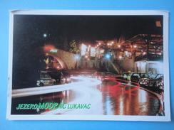 Bosnia Erzegovina - Jezero Modrac - Lukavac - Ponte - Notturno - Bosnia Erzegovina