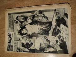 RADAR N° 272 DU 25 AVRIL 1954. 1° PLAT DE RINO FERRARI MARIE BESNARD SORT DE PRISON POUR - Journaux - Quotidiens