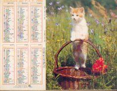 (FRANCE) – Almanach Des P.T.T. 1986 - Grand Format : 1981-90