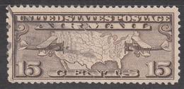 UNITED STATES    SCOTT NO C8     USED     YEAR  1926 - 1a. 1918-1940 Usati
