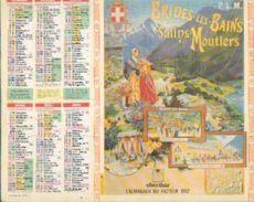 (FRANCE) – Almanach Des P.T.T. 1992 - Calendriers