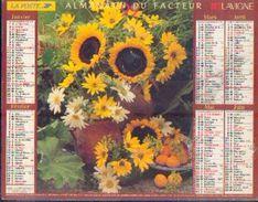 (FRANCE) – Almanach Des P.T.T. 1999 - Calendriers