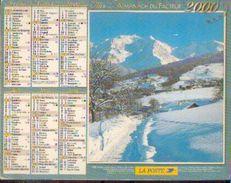 (FRANCE) – Almanach Des P.T.T. 2000 - Calendriers