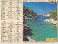 FRANCE) – Almanach Des P.T.T. 2001 - Calendriers