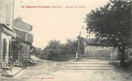 MARTRES TOLOSANE - Quartier Du Portail. - Other Municipalities