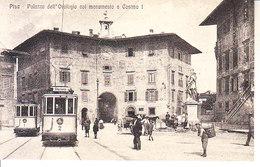 PISA - Animata Con Grande Tram, Leggi Testo, Anni 10 - 2017,2-226 - Pisa