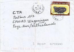 Tchad 2006 N'Djamena Chondritis Mineral Cover - Tsjaad (1960-...)