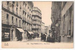 75 - PARIS 15 - Rue Dutot (Rue Des Volontaires à Droite) - Fleury FF 1585 - Paris (15)