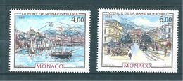 Monaco Timbres De 1985   N°1492/93  Neufs ** - Nuevos