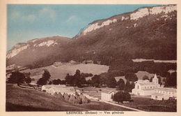 LEONCEL  -  Vue Générale - France