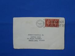 Cut Front, Paquebot Southhampton - 1902-1951 (Koningen)