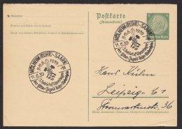 """Propaganda- Sst """"Gebietsführerlager HJ Ruhr"""", Mülheim- Saarn - Deutschland"""