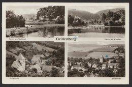 """""""Grillenberg Bei Sangerhausen, Fotokarte, 1957 Gelaufen - Ohne Zuordnung"""