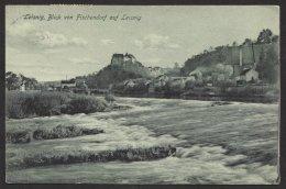 """""""Leisnig"""", Blick Von Fischendorf, 1916 Gelaufen - Leisnig"""