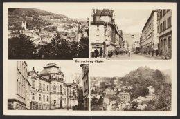 Sonneberg, Mehrbild- Fotokarte, 1955 - Sonneberg