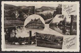 Themar: Mehrbildkarte, Anfang 50er Jahre - Themar