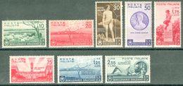 Italy 1936 Ann. Nascita Orazio MNH** - Lot. RE398-405 - 1900-44 Victor Emmanuel III