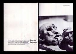 Catalogo Mostra RAINER IRRGANG. Galerie Fur Raumkunst - Castiglioncello Livorno 1981 - Arte