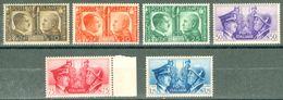 Italy 1941 Fratellanza Italo Tedesca MNH** - Lot. RE452-457 - 1900-44 Victor Emmanuel III