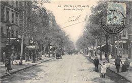 PARIS-75017- AVENUE DE CLICHY - District 17