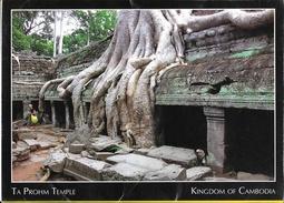 Kingdom Of Cambodia (Cambodge) - Bayon Temple, Preah Khan Temple, Ta Prohm Temple... - Pochette De 10 Cartes Neuves - Cambodia