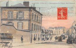 PARIS-75017- RUE CARDINET- MESSAGERIES  DE L'OUEST - Arrondissement: 17