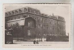CPSM LIEVIN (Pas De Calais) - Les Grands Bureaux Des Mines De Liévin - Lievin