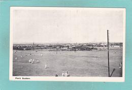 Old Postcard Of Port Sudan, Sudan,R37. - Sudan