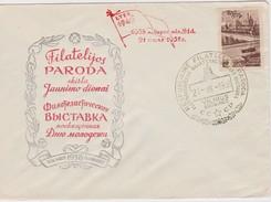 URSS 1958 LETTRE DE VILNIUS - Covers & Documents