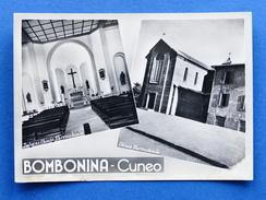 Cartolina Bombonina - Chiesa Parrocchiale - 1960 Ca. - Cuneo