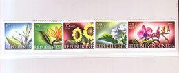 INDONESIE 1957 - YT N° 151/155 . Fleurs Diverses - Neuf ** - Sonstige